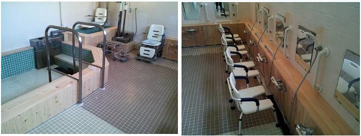 ラヴィスタ草加浴室