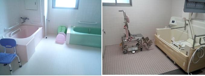 西立川浴室