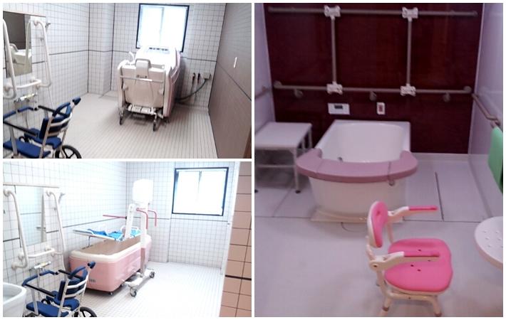チャームケアスイート新井薬師浴室