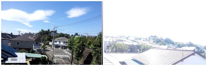 百合ケ丘さゆり景色