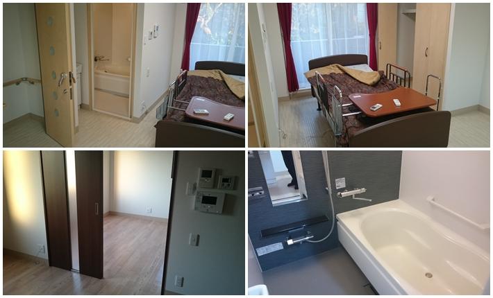 グリーンホームHISUI居室3
