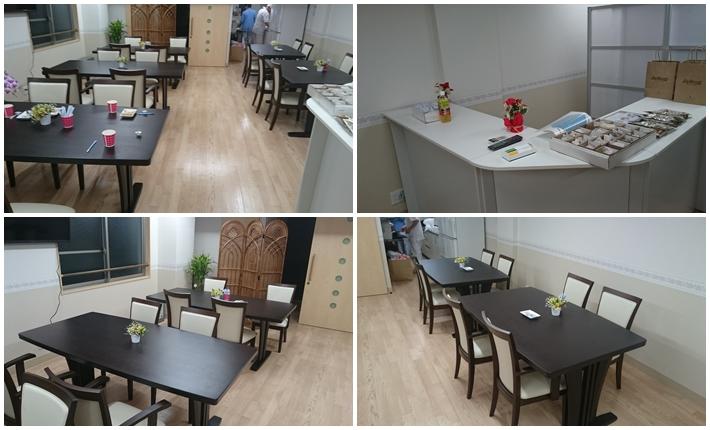 グリーンホームHISUI食堂