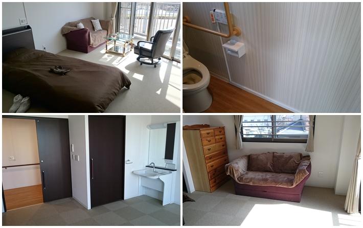 2階一人部屋
